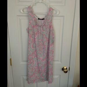 Ralph Lauren sleeveless nightgown